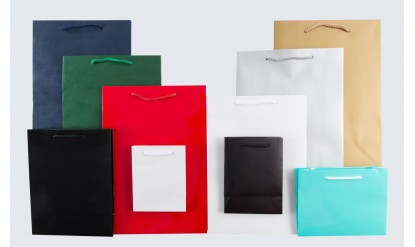 Ready-made Fancy Paper Bags